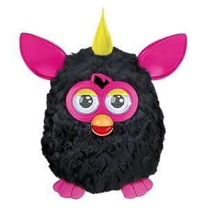 Furby, Black/Pink , Punky Pink