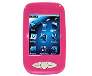 Mach Speed Technologies T2810C Eclipse MP3 Player | Pink