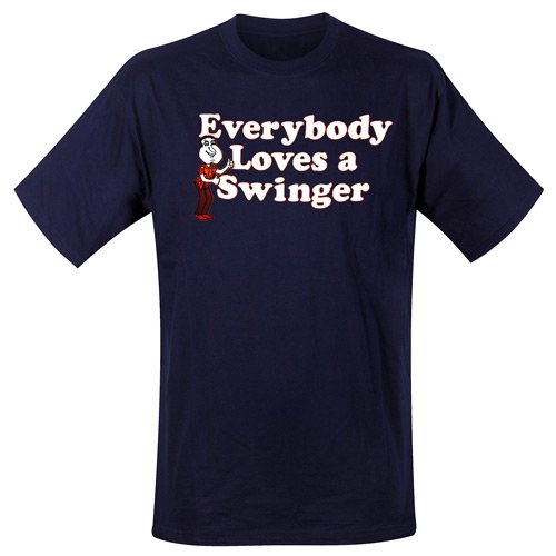 Family Guy - T-Shirt Swinger (in S)