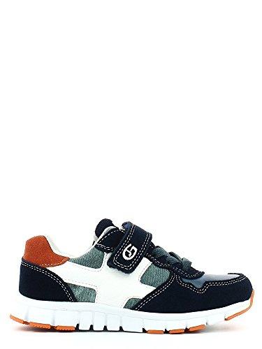 Grunland junior SC1769 Sneakers Bambino Blu 28