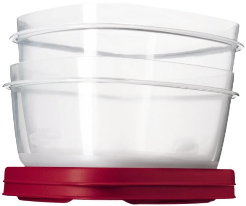 Rubbermaid  Easy Find Lid Value Pack, 5-Cup