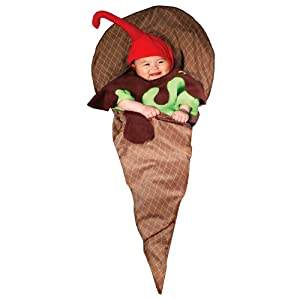 Cinema Secrets Waffle Cone Costume