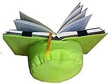 Almohadón de lectura Verde