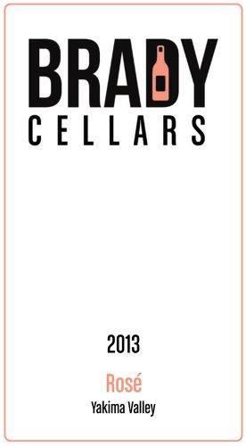 2013 Brady Cellars Rosé