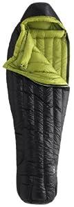 Marmot Plasma 30 Long Down Sleeping Bag, Long-Left, Black