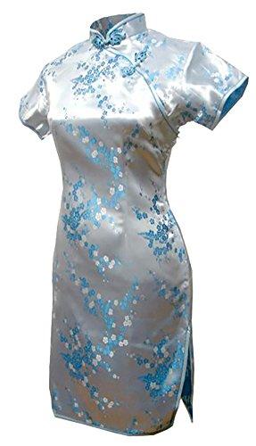 7fairy-mujer-azul-claro-chino-fiesta-vestido-cheongsam-mini-floral-tamano-es-42