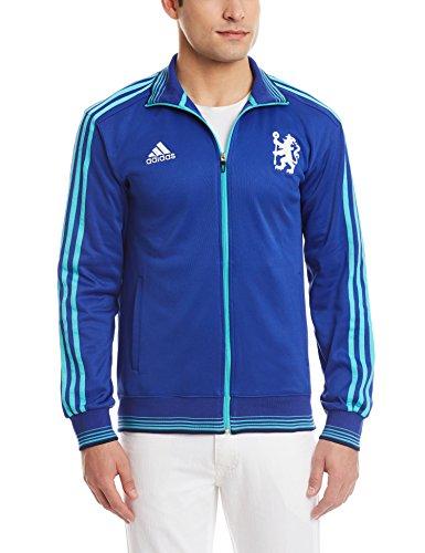 adidas Men's Polyester Track Jacket