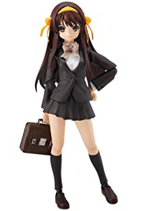 Haruhi Suzumiya Kouyou Academy Uniform Figma Action Figure