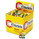 Chiclets Gum (2-piece per package), 200-Count Packages