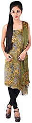 Bee Gee Boutique Women's Synthetic Unstitched Dress Materials (BG-1)