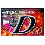 TDK D60 LOW Noise 10PK