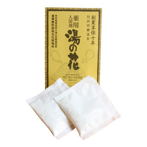 明礬 温泉 薬用湯の花 2回分