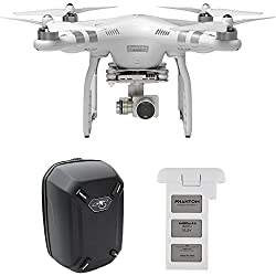 DJI Phantom 3 Advanced Quadcopter Drone with 1080p HD Video Camera