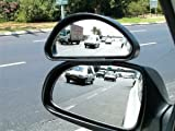 Side Mirror - Auxiliary Car Mirror Offers Wide Angle View