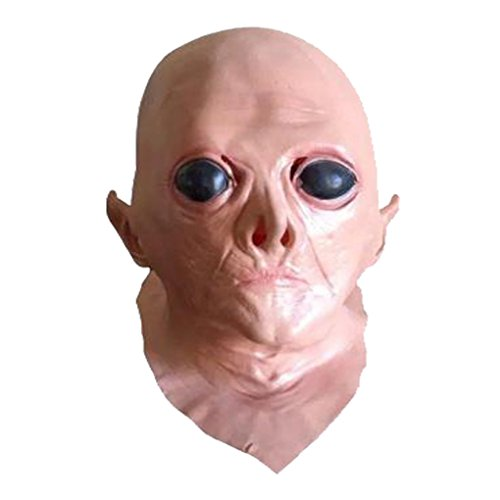 [Halloween Ugly Gost Masks Sold by Alizzee,Zombie Scary Creepy Masks] (Custom Werewolf Costumes For Sale)