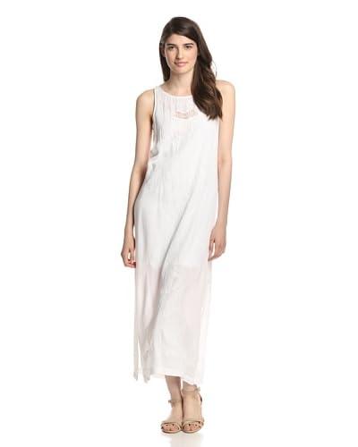 525 America Women's Kaftan White Dress