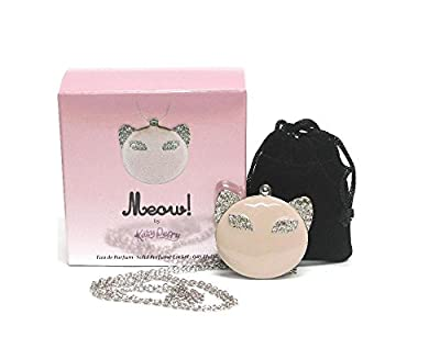 Meow by Katy Perry for Women 0.05 oz Solid Perfume Locket