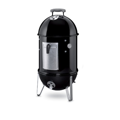 Review Weber 711001 Smokey Mountain Cooker Smoker, 14.5-Inch
