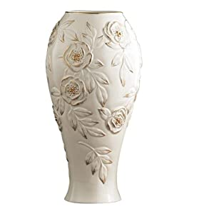 Lenox Golden Roses Large Vase