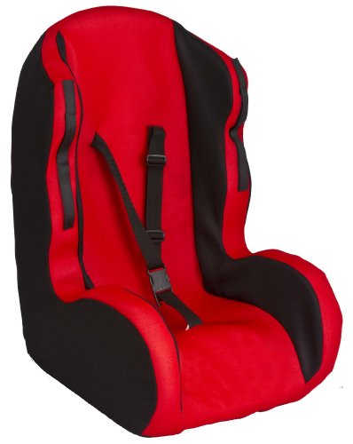 Car Booster Seat (Red)