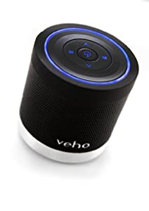 Veho VSS-009-360BT M4 Portable Rechargable Wireless Bluetooth Speaker with Track Control
