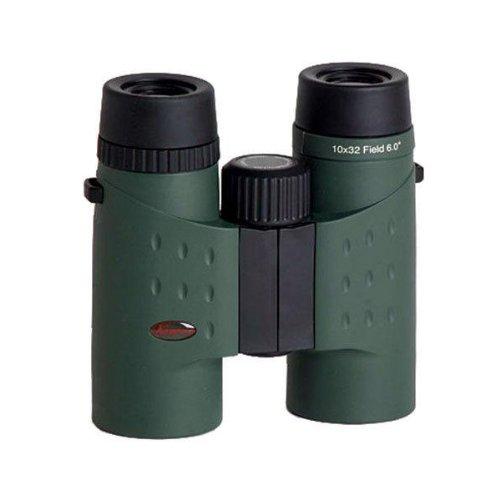 Kowa Bd32-10 Mid-Sized 10X32 Roof Prism Binoculars, Green