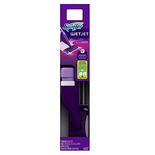 Swiffer WetJet Power Mop Starter Kit (Swiffer Wetjet Starter compare prices)