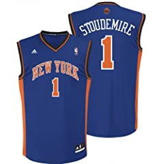 Adidas Blue New York Knicks Amar