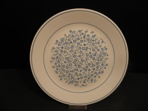 "Corelle - Blue Heather Dinner Plates (Set of 4) 10 1/4"""