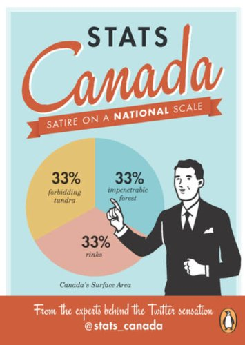 Sale alerts for Penguin Canada Stats Canada: Satire On A National Scale - Covvet