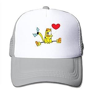 Adult Mixels Flat Bill Trucker Hat