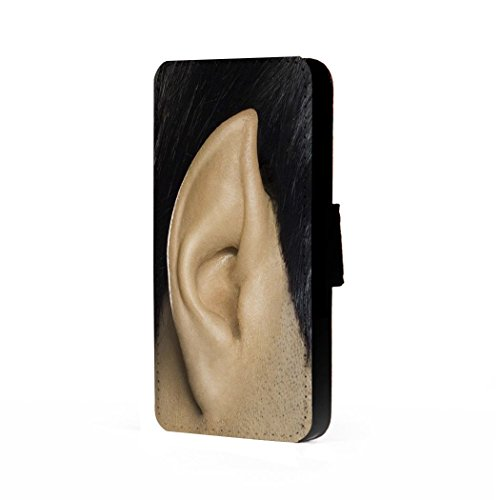 BMC iPhone SE Wallet Cover Case - Spock Ear
