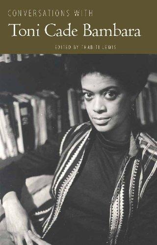 Conversations with Toni Cade Bambara (Literary Conversations Series)