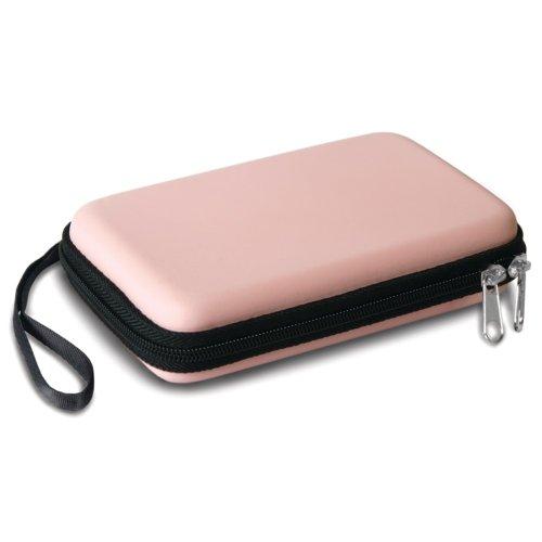 CTA Digital Nintendo 3Ds Eva Travel Case - Pink
