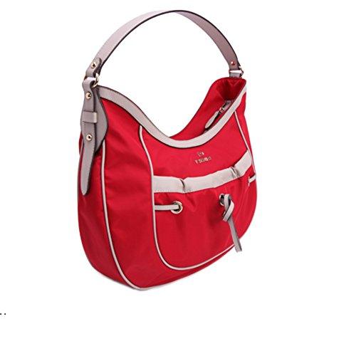 KIU Une seule épaule sac/Sac de messager/ Paquet toile Oxford loisirs