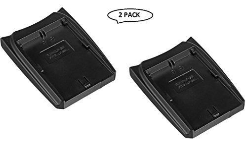 Watson Battery Adapter Plate For Lp-E6 (2 Pack)