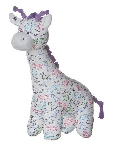 Aurora Plush Baby 10 inches  Giraffe Jungle Babies - 1
