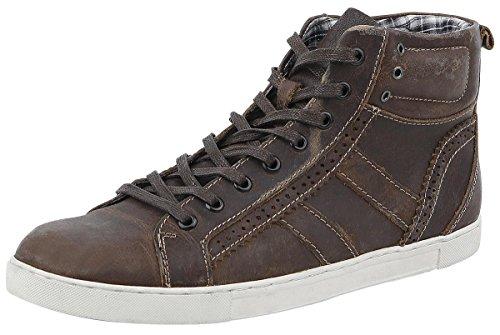 R.E.D. by EMP Vintage Sneaker Scarpe sportive marrone EU45