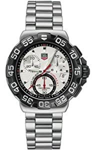 Tag Heuer Formula One F1 Chronograph Steel Mens Watch CAH1111.BA0850