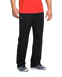 Men\'s Under Armour Storm Armour Fleece Pants, Black (001), Small