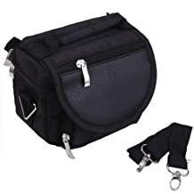 HDE Universal Travel Bag Carrying Case For Nintendo DSi/DS Lite/3DS/3DS XL