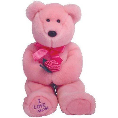 Ty Beanie Buddies Mom - Bear