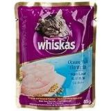 WHiskas Ocean Fish 85g (Pack Of 12)