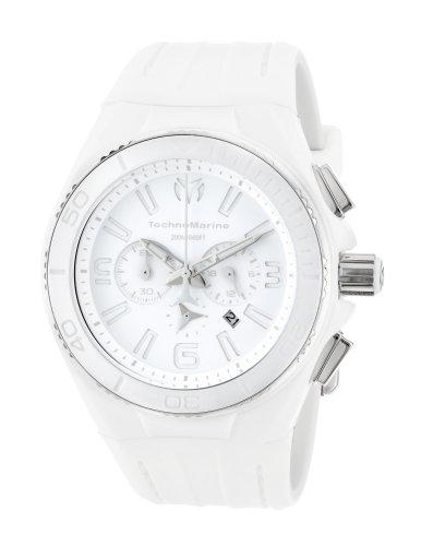 TechnoMarine Cruise Night Vision II White Men's watch #113014