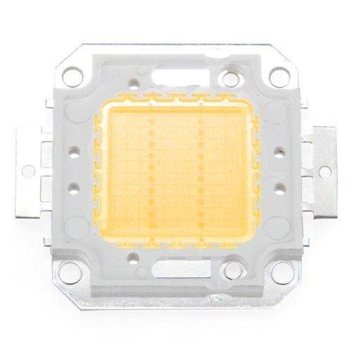 SODIAL(R) 20W Chip LED per Lampada Faretto Luce Bianco Caldo 1500LM Alta Potenza DIY