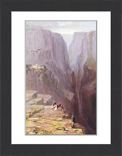 framed-print-of-zagori-greece-1860-oil-on-canvas