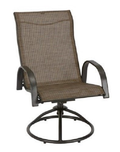 Living accents swivel rocker metropolitan 29 5 x 25 3 x for Living accents patio furniture