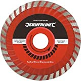 PKE Pro.Spec Turbowave Diamond Blade 115 x 22mm [Bulk Pack of 10] [+F6]