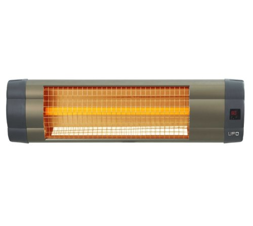 UFO UK-15 Electric Mid-Wave Infrared Heater with Remote Control (Heat Wave Heater Infrared compare prices)