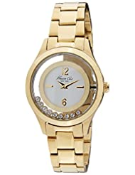 Kenneth Cole Analog Silver Dial Women's Watch - IKC4942
